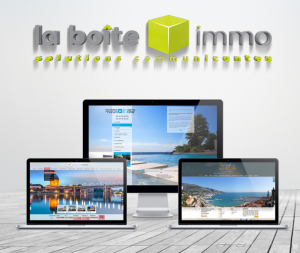 sites web immobilier tous supports
