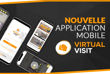 Previsite refond son application mobile de création de visite virtuelle !